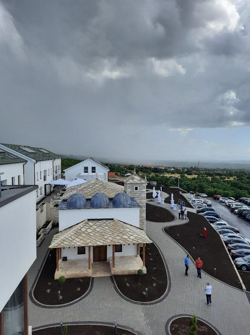 Investicija od 4,5 miliona KM: U Podveležju iznad Mostara otvoren vakufski kompleks 'Kalima resort'
