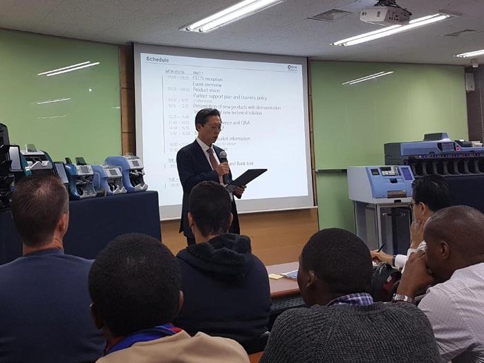 KISAN predstavio nove uređaje za obradu novca