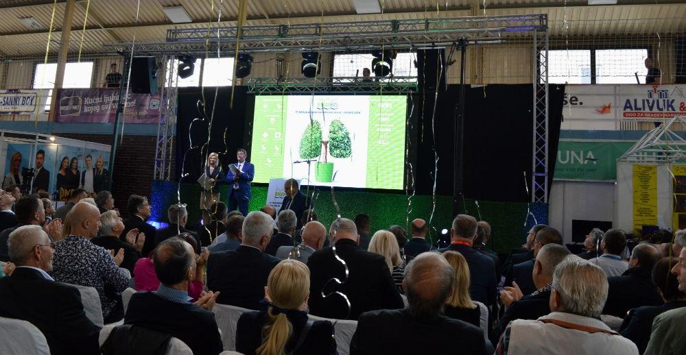 U gradu na Uni počeo 17. međunarodni sajam ekologije 'EKOBIS 2019'