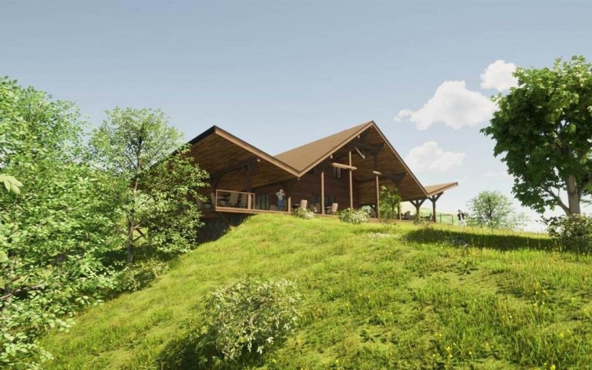 Pogledajte kako će izgledati Planinarski dom na Skakavcu kod Sarajeva (Foto)