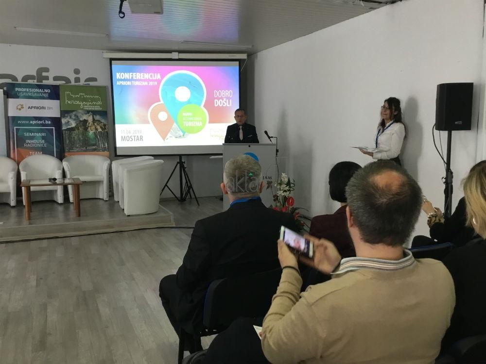 Destinacijski turizam i njegov razvoj u fokusu konferencije Apriori Turizam 2019