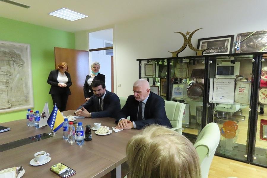Nermin Muzur preuzeo funkciju načelnika Općine Ilidža