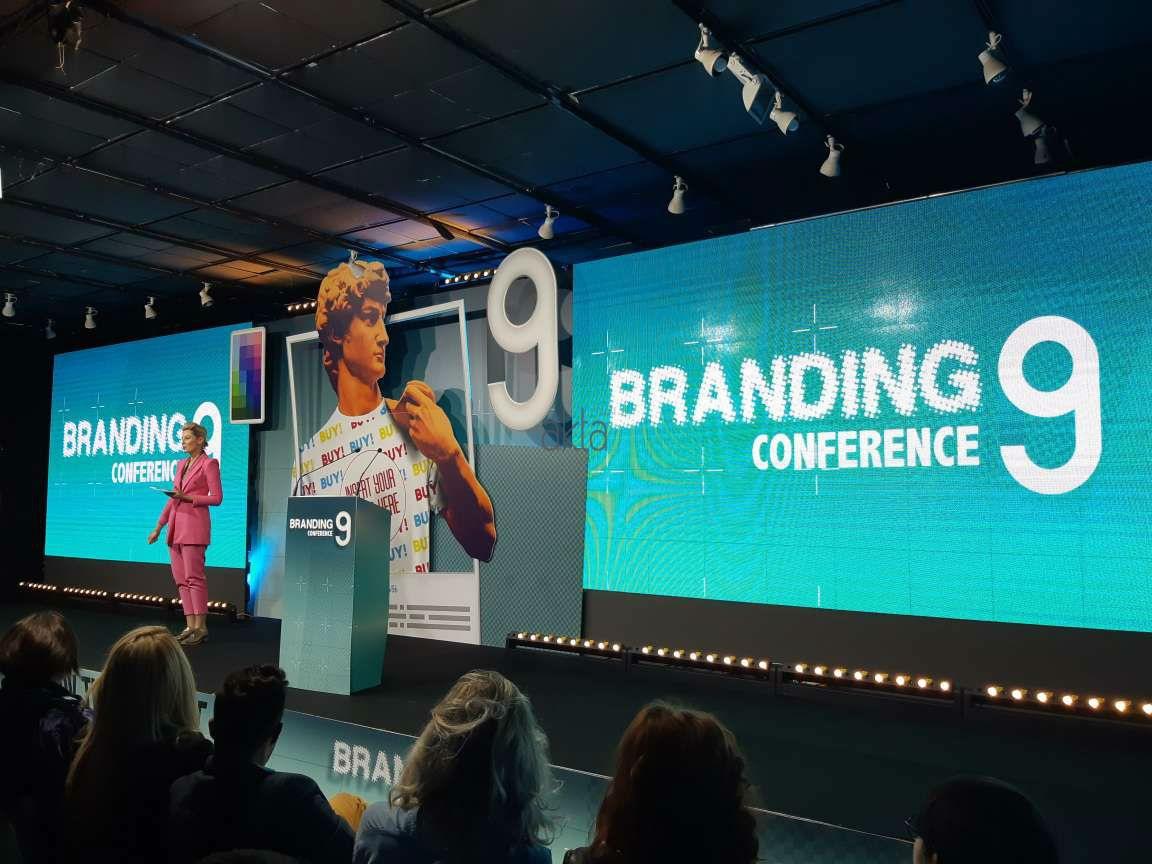 Počela 9. Branding konferencija Hack the influence