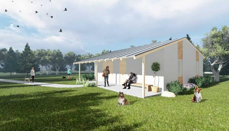 U Sanskom Mostu se gradi najmoderniji azil za pse u BiH
