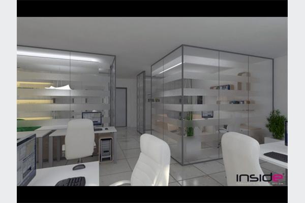 Inside: Rješenje enterijera za privatno švicarsko osiguravajuće društvo
