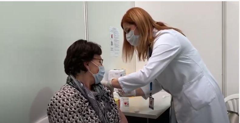 U Sarajevu simulirana vakcinacija građana, prvo će se vakcinisati stariji od 75