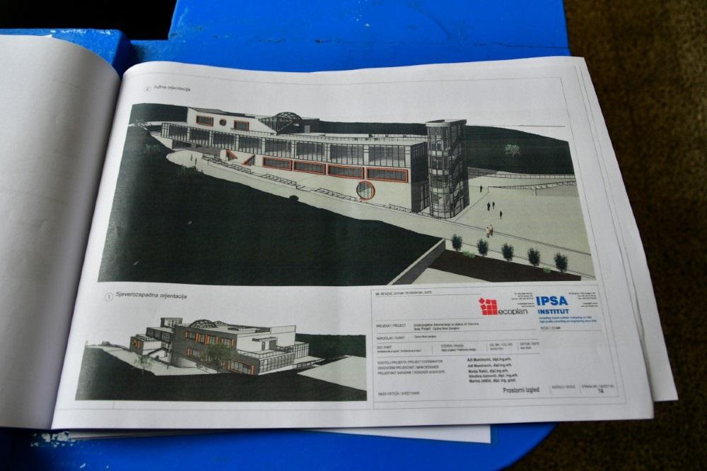 Intenzivirane aktivnosti na realizaciji izgradnje objekta OŠ 'Pofalići'