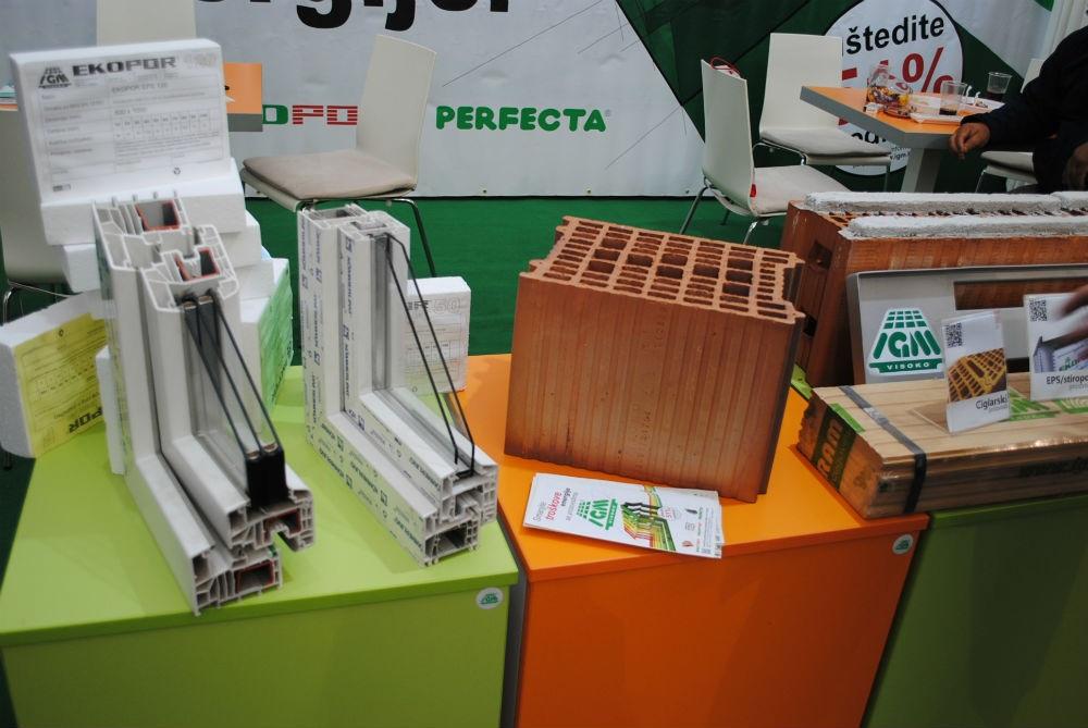 Kompanija IGM predstavila ekoterm blok na ZEPS-u
