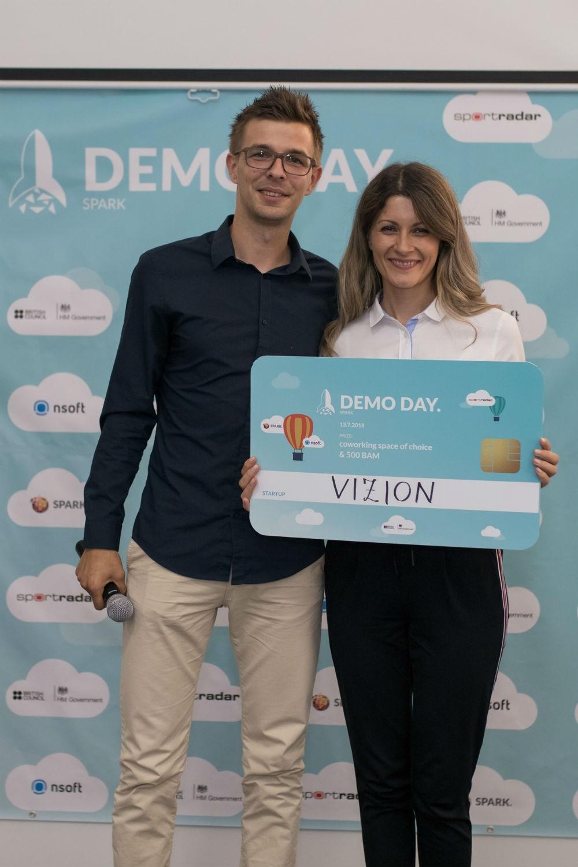 SPARK Demo Day 2018: Pobjednici