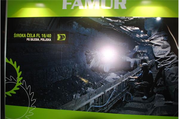 Famurove savremene mašine u bh. rudnicima