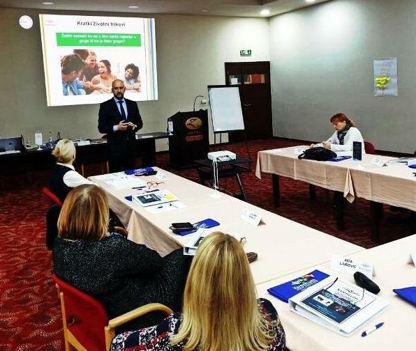 Kventum realizovao interni seminar za Ministarstvo privrede ZDK