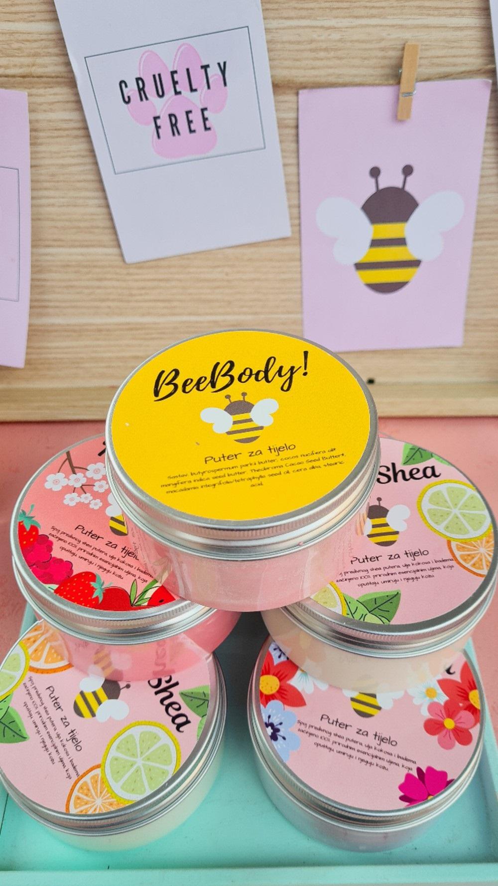 Nastala u pandemiji: BeeLuv prirodna kozmetika pronašla put do kupaca