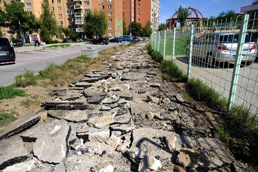 Sanacija i izgradnja staza, stepeništa i rukohvata na 28 lokacija u Novom Gradu