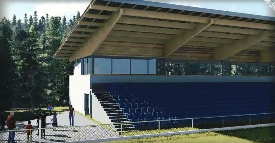 Pogledajte kako će izgledati Sportsko-turistički centar u Trnovu
