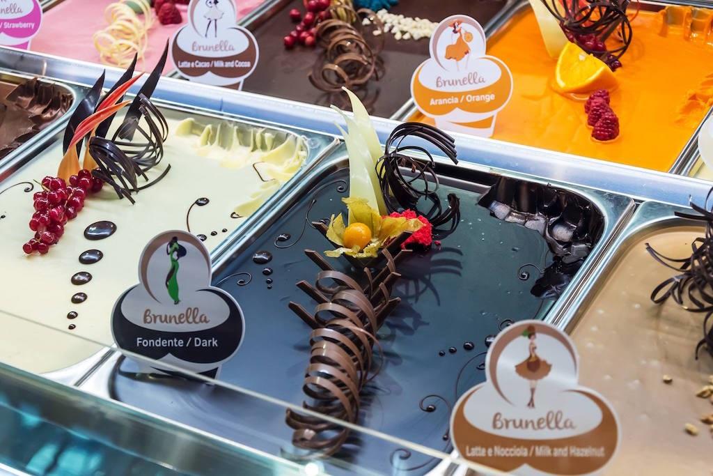 Velvet Trade ekskluzivni uvoznik Martini Linea Gelato sladoleda