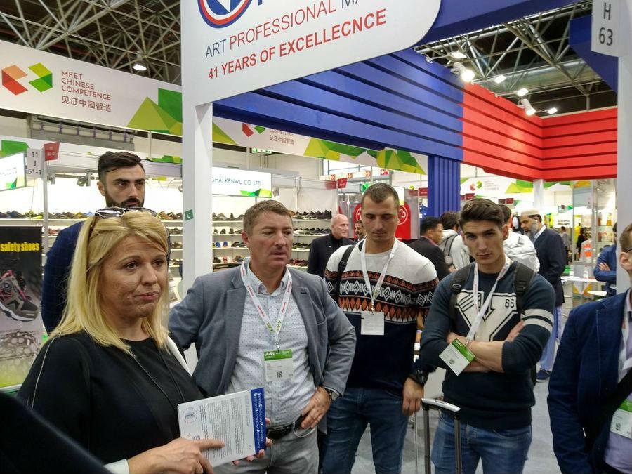 Šest kompanija iz BiH u posjeti sajmu 'A+A 2019' u Dizeldorfu