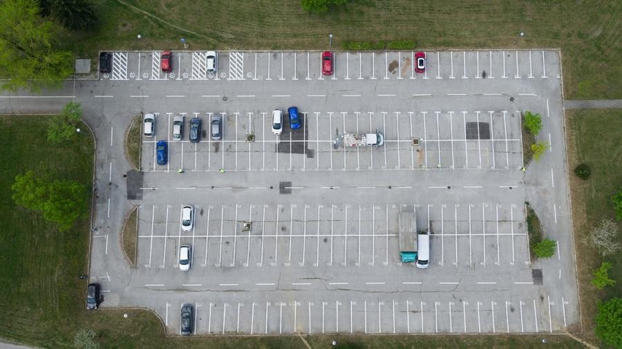 Nova horizontalna i vertikalna signalizacija na 60 parkinga u općini Novi Grad