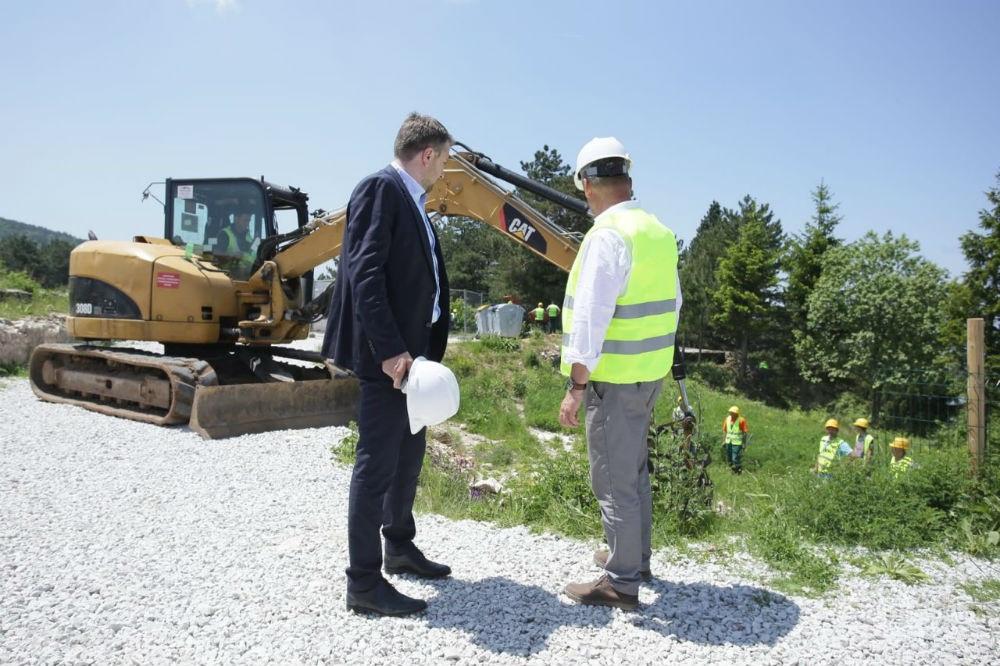 U Sarajevu počinje izgradnja novog Vidikovca