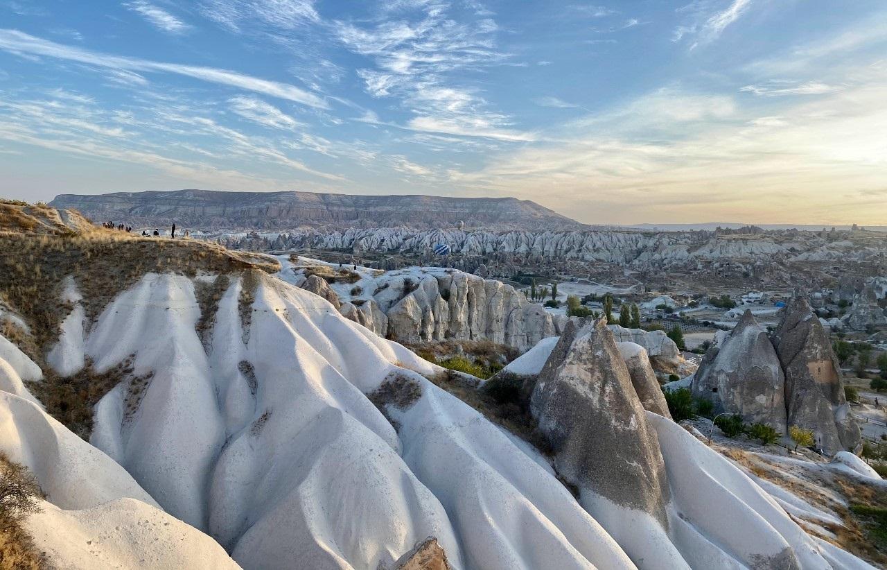 Kapadokija: Čudnovata zemlja od šarene stijene