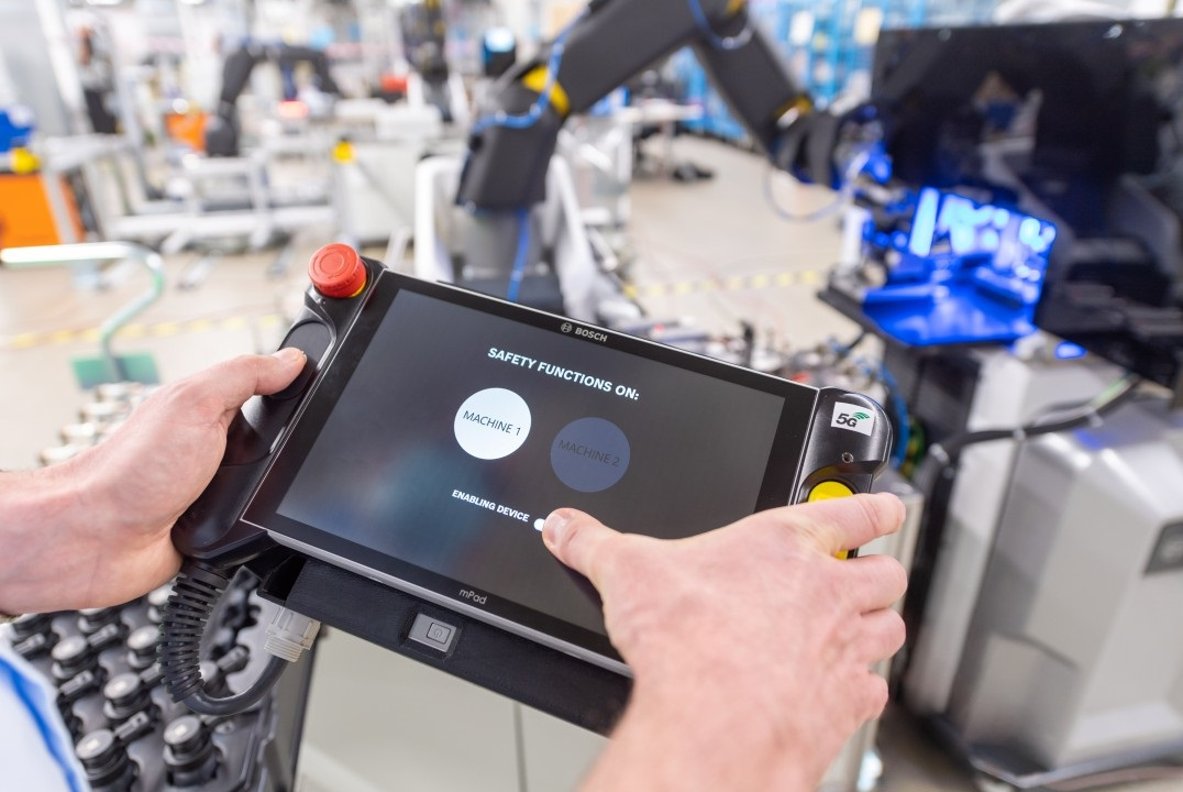 Bosch pušta u rad prvu 5G mrežu na kampusu