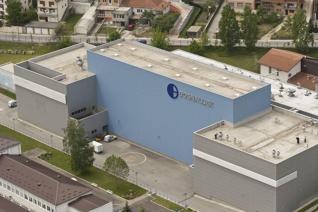 Bosnalijek dobio EU GMP certifikat za novi pogon, omogućen izvoz na tržište EU