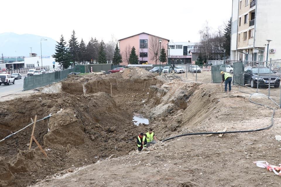 Euro-asfalt nastavlja radove na izgradnji kružnog toka na IX transverzali