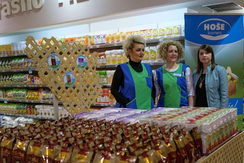 Kroz 'BH. korpu' Hoše marketa prošlo 150 različitih artikala domaćih proizvođača