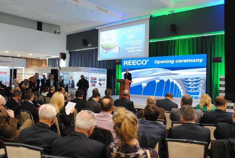 U Sarajevu otvoren dvodnevni međunarodni sajam RENEXPO® BIH