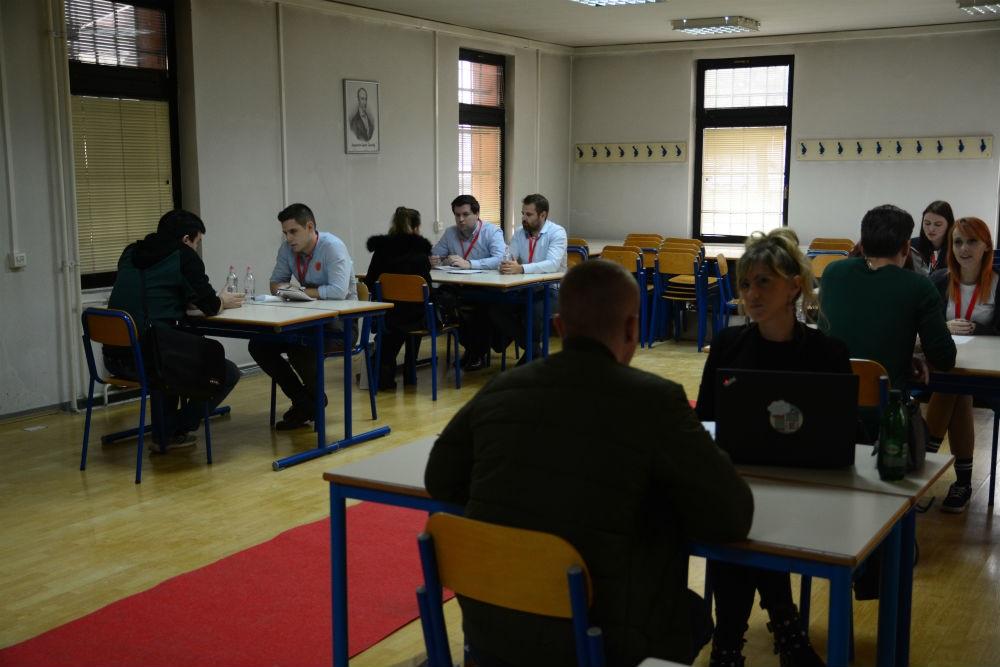 Prvi korak ka zaposlenju - JobFAIR '19