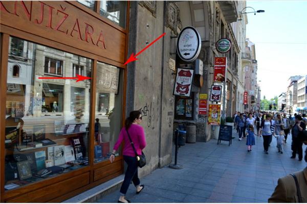 D-Oglas: Inovativni način oglašavanja na ulicama Sarajeva