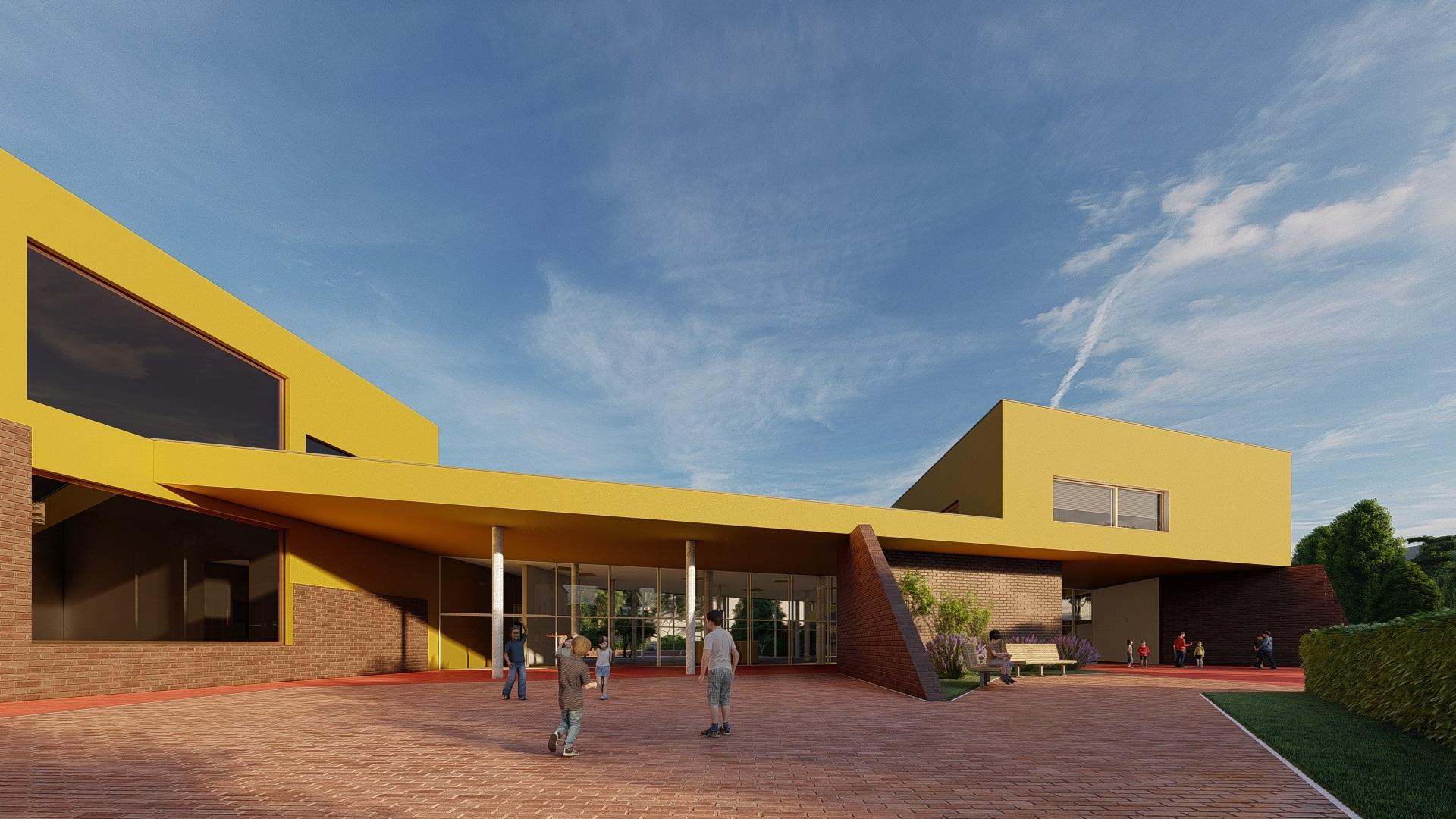 Pogledajte kako će izgledati buduća škola u banjalučkom naselju Ada