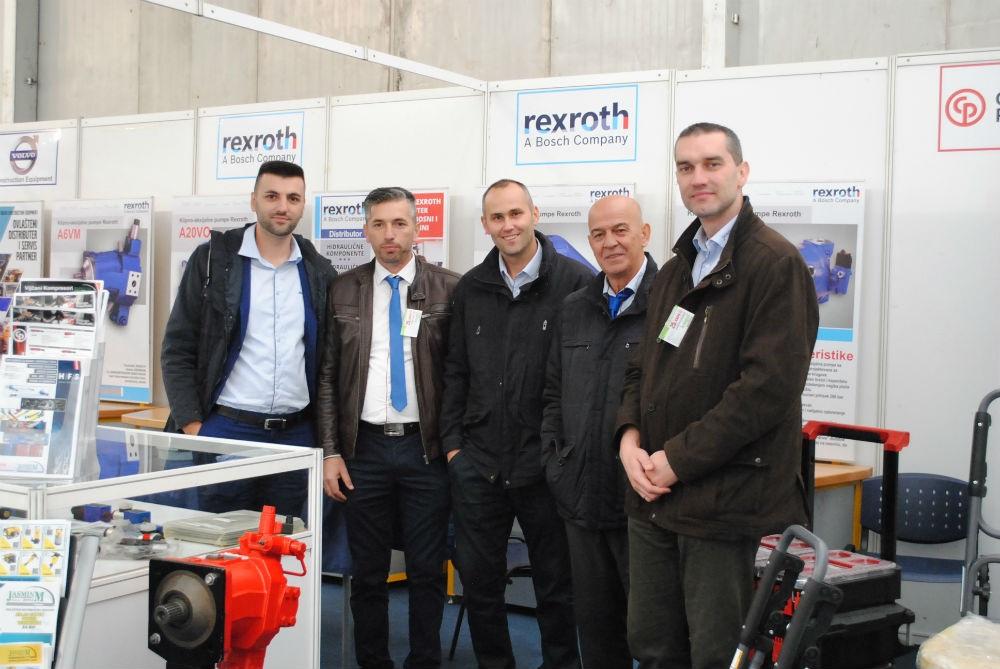 Jasmin M postaje ovlašteni serviser za Bosch Rexroth na Balkanu
