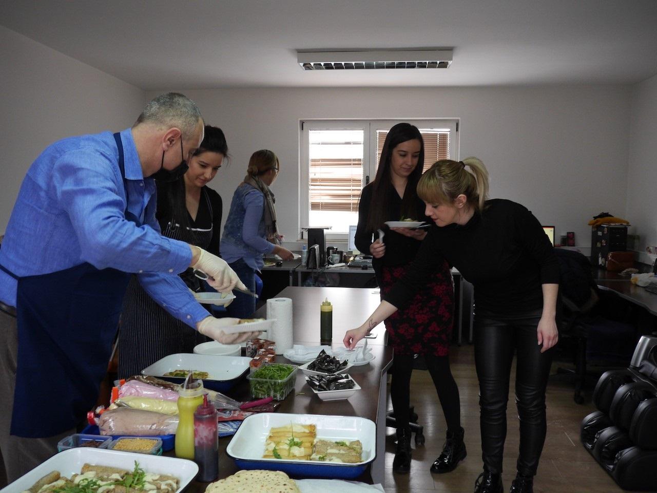 Svjetski dan palačinaka obilježen u Akta.ba: Poznati kuhar poručuje, jedite ih kad god poželite