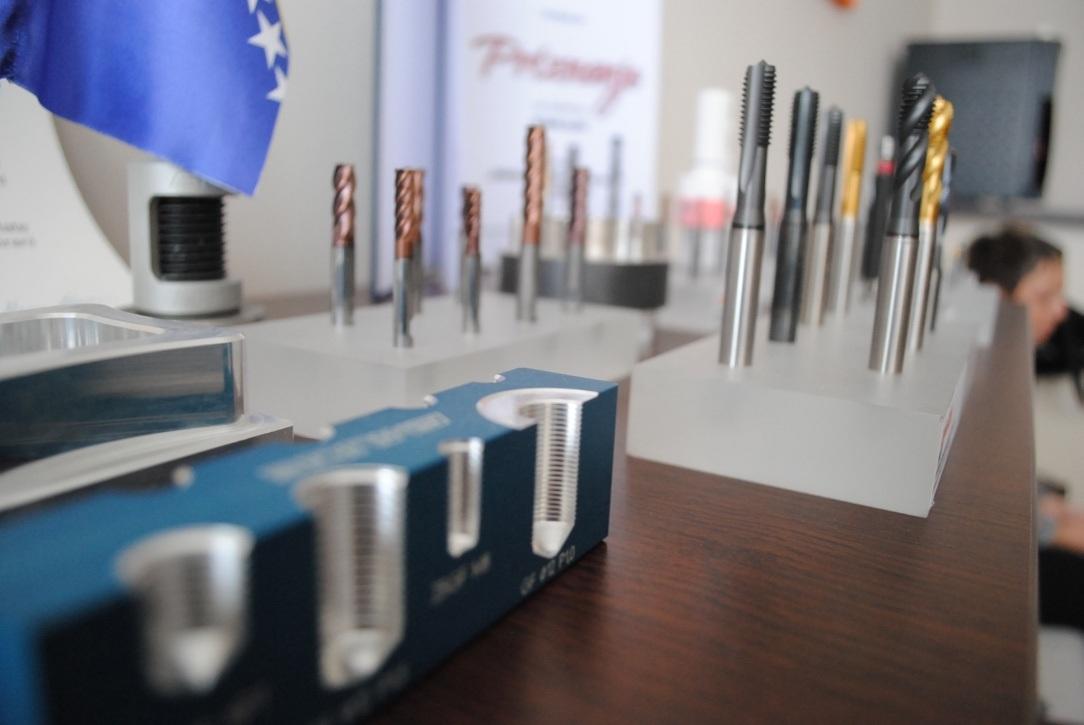 Emuge-Franken precizni alati na bh. tržištu: Njemački kvalitet, bosanske cijene
