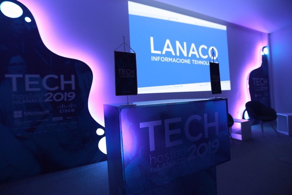 Počela peta po redu Tech Hosted by LANACO konferencija