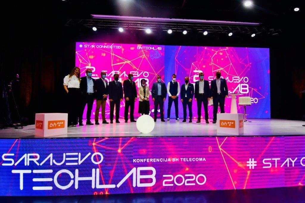 Konferencijom 'Sarajevo TechLab 2020' BH Telecom obilježio Dan kompanije