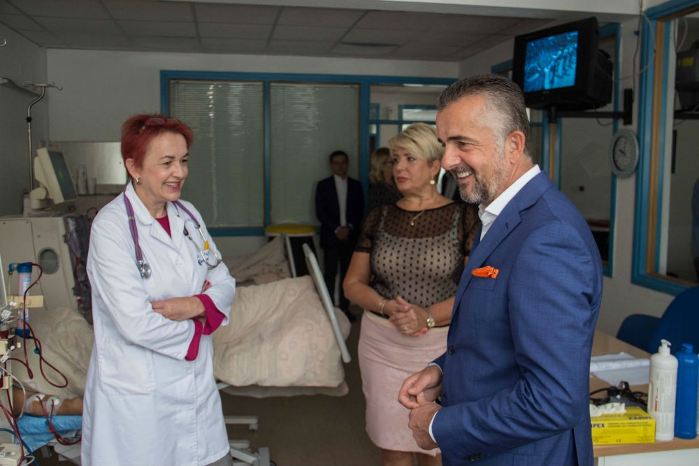 Poduzetnik Luka Rajić i ove godine posjetio rodni grad Konjic