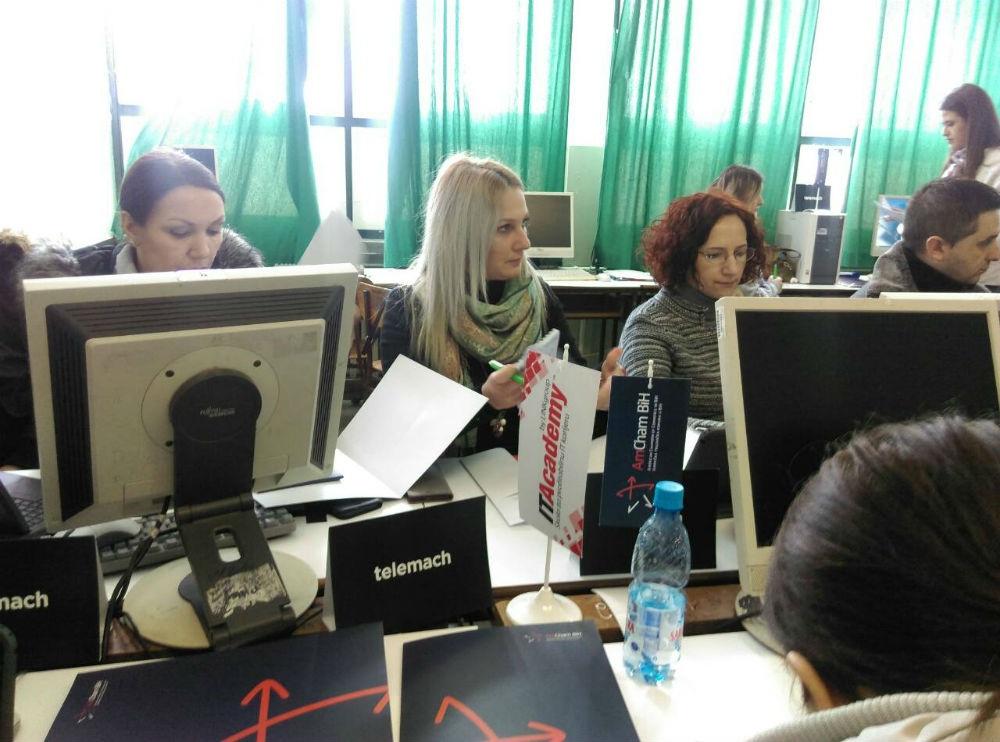 Održane radionice Job Lab u Sanskom Mostu