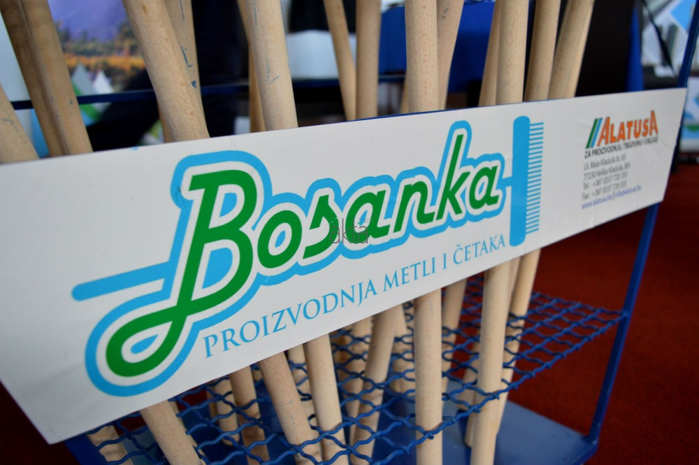 Jedini bh. proizvođač eko metli preuzima dio Agrokomercove proizvodne linije