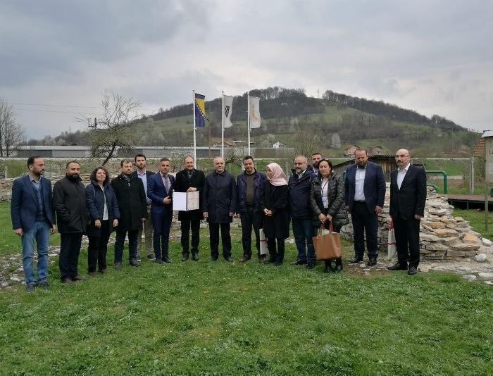 Vodeće komunikacijske institucije iz Turske i BiH posjetile Visoko