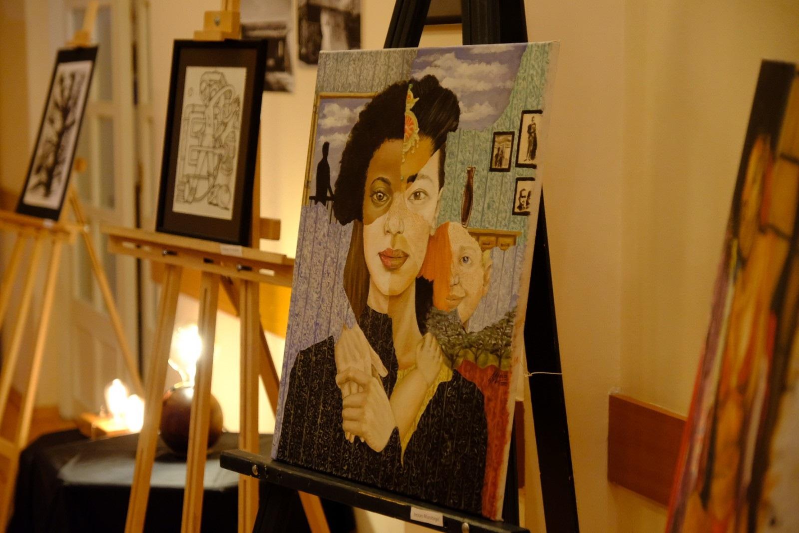 Otvorena izložba 'Apokaliptične vizije' mladih umjetnika sa područja Novog Grada