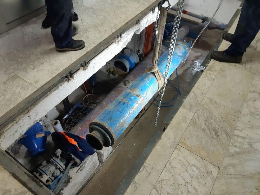Rekonstrukcija pumpne stanice 'Centar'