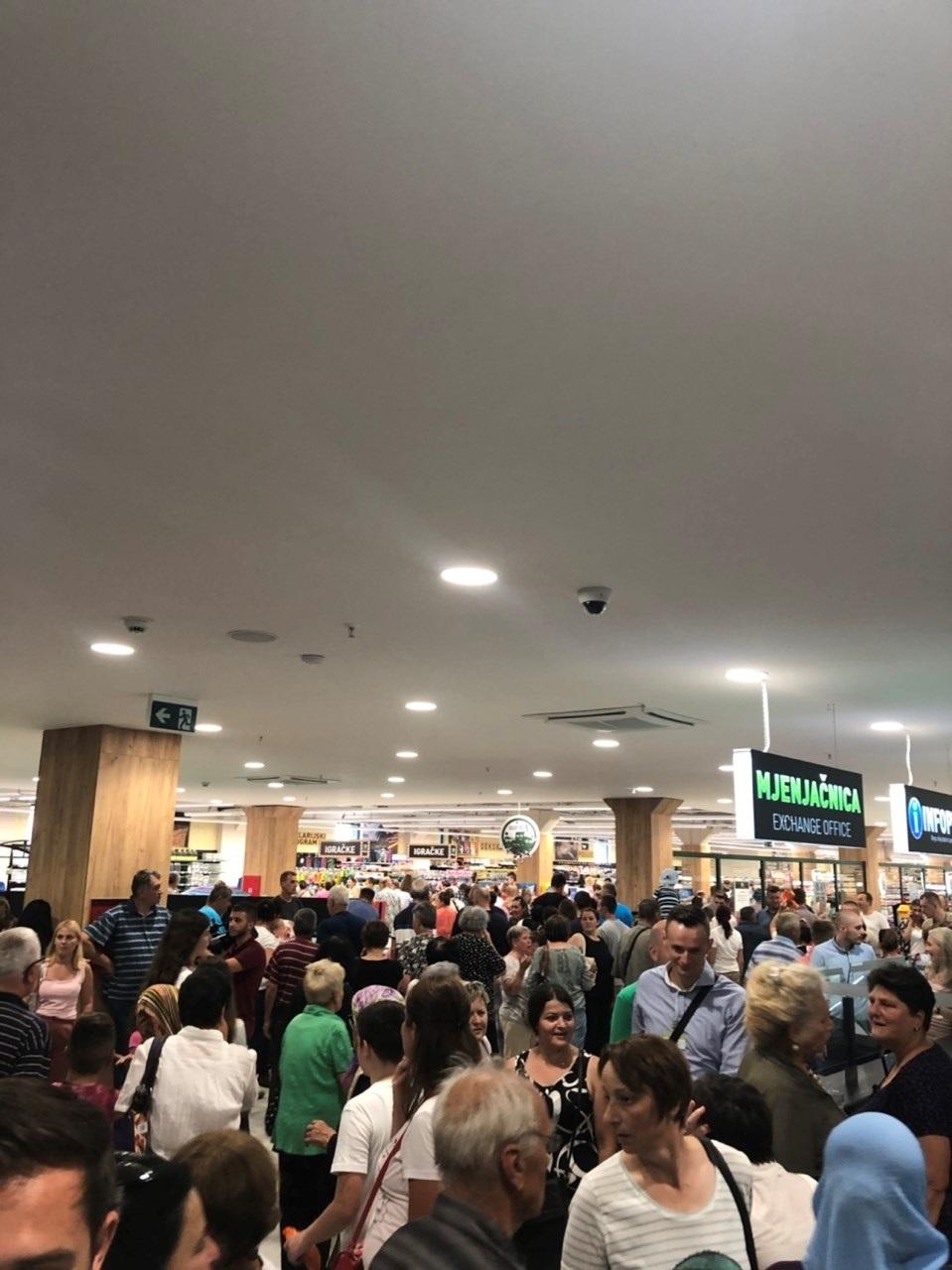 Bingo otvorio hipermarket u Jajcu
