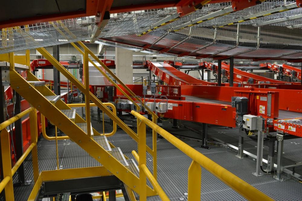Akta.ba na otvorenju novog DHL Express logističkog centra u Briselu