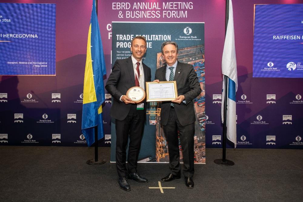 Raiffeisen najaktivnija banka izdavalac finansijskih instrumenata u BiH