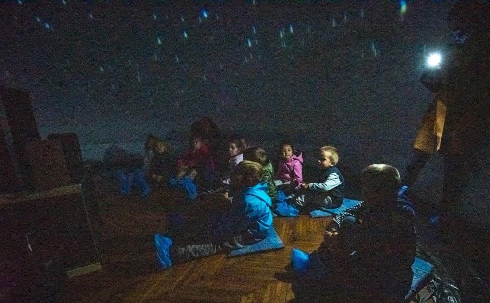 PROKids među zvijezdama i ribicama: Mališani uživali na PMF-u