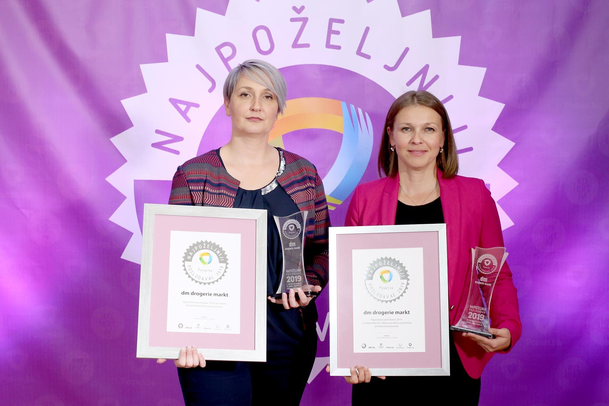 Proglašeni najpoželjniji: Ovo je TOP 10 poslodavaca u BiH za 2019. godinu