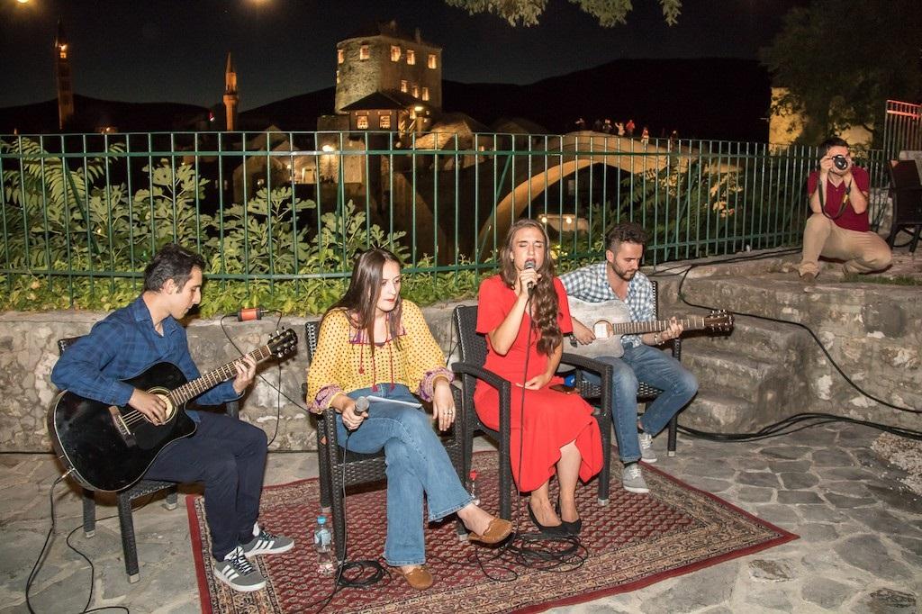 Večer turske kulture: Sjajna večer u Institutu Yunus Emre Mostar