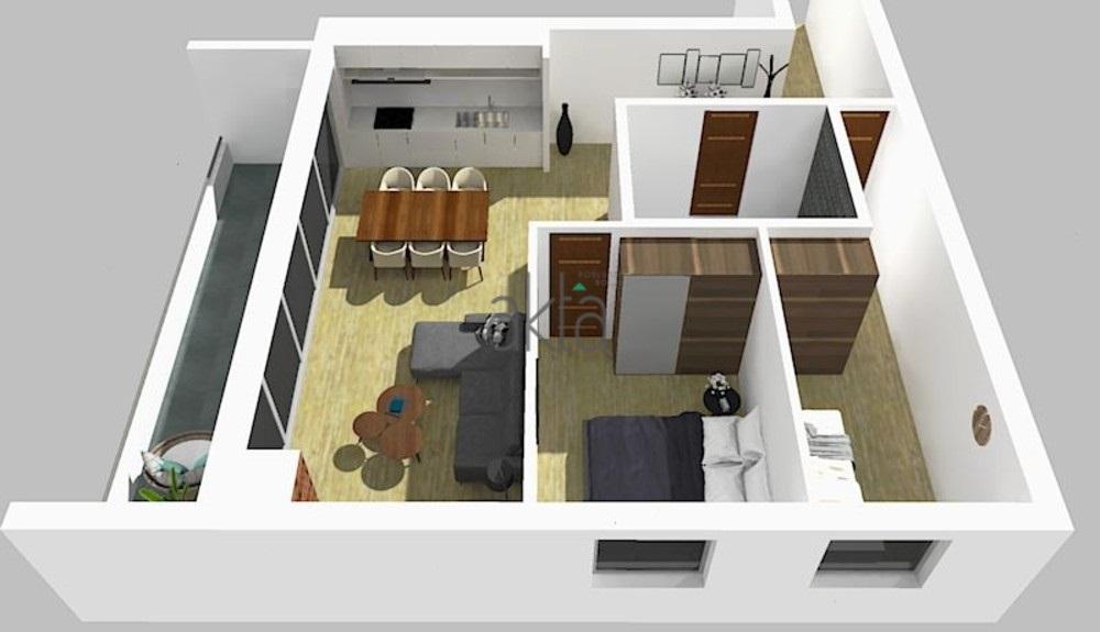 Na Bjelašnici se gradi novi apartmanski objekat vrijedan 5 miliona KM (Foto)