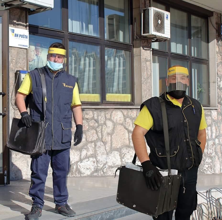 Kakanjski zaštitni viziri pored BiH biće od pomoći i u Italiji